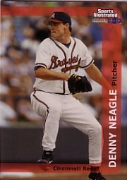 1999 Sports Illustrated #128 Denny Neagle