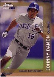 1999 Sports Illustrated #129 Johnny Damon