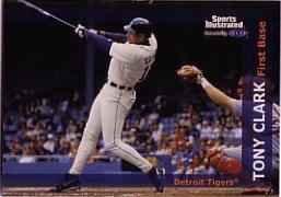 1999 Sports Illustrated #148 Tony Clark