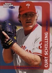 1999 Sports Illustrated #155 Curt Schilling