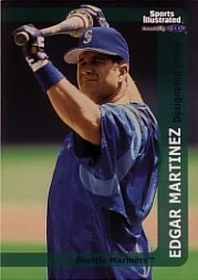 1999 Sports Illustrated #171 Edgar Martinez