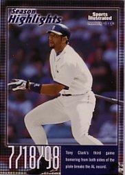1999 Sports Illustrated #29 Tony Clark