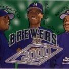 1999 Sports Illustrated #47 R.Roque RC/R.Belliard/V. de los Santos