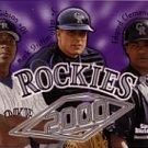 1999 Sports Illustrated #66 D.Gibson/M.Strittmatter/E.Clemente