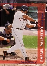 1999 Sports Illustrated #74 Rafael Palmeiro
