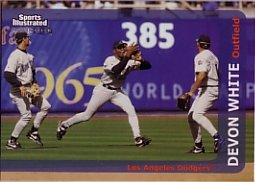 1999 Sports Illustrated #77 Devon White