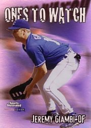 1999 Sports Illustrated One's To Watch #15 Jeremy Giambi