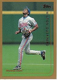 1999 Topps #246 Wilton Guerrero