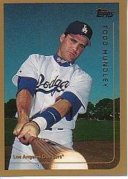 1999 Topps #412 Todd Hundley