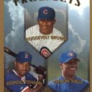 1999 Topps #436 R.Brown RC/V.Wells