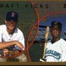 1999 Topps #443 A.Everett/C.Ambres
