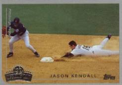 1999 Topps Opening Day #101 Jason Kendall