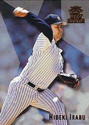 1999 Topps Stars #124 Hideki Irabu