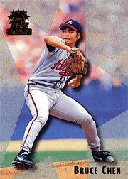 1999 Topps Stars #38 Bruce Chen