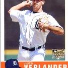 2006 Fleer Tradition #173 Justin Verlander