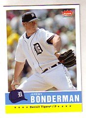 2006 Fleer Tradition #176 Jeremy Bonderman