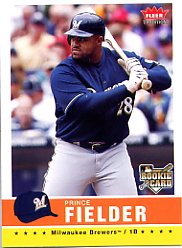 2006 Fleer Tradition #40 Prince Fielder