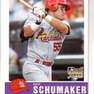 2006 Fleer Tradition #47 Skip Schumaker