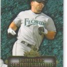 2007 Fleer Rookie Sensations #DU Dan Uggla