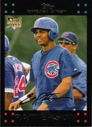 2007 Topps Update #147 Eric Patterson