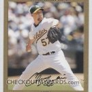 2007 Topps Update Gold #126 Chad Gaudin