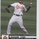 2008 Upper Deck Documentary #2740 Nick Markakis