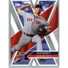 2008 Upper Deck X #15 Josh Beckett