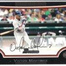 2009 Bowman #95 Victor Martinez