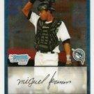 2009 Bowman Chrome Prospects #BCP36 Miguel Fermin