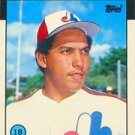 1986 Topps Traded #40T Andres Galarraga
