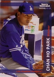 1999 Sports Illustrated #164 Chan Ho Park