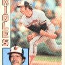 1984 Topps #106 Tim Stoddard