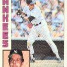 1984 Topps #123 Butch Wynegar