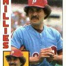 1984 Topps #199 Willie Hernandez