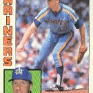 1984 Topps #288 Jim Beattie