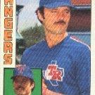1984 Topps #341 Dave Tobik