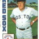 1984 Topps #381 Ralph Houk