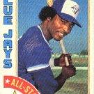 1984 Topps #403 Lloyd Moseby