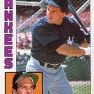 1984 Topps #440 Steve Kemp