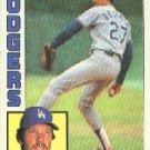1984 Topps #454 Joe Beckwith