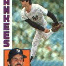 1984 Topps #539 George Frazier