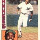 1984 Topps #592 Andre Robertson
