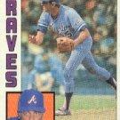 1984 Topps #650 Phil Niekro