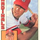 1984 Topps #671 Jamie Quirk