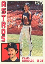 1984 Topps #776 Craig Reynolds