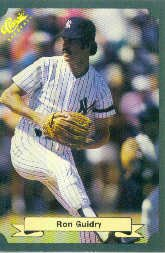 1987 Classic Game #68 Ron Guidry