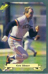 1987 Classic Game #9 Kirk Gibson