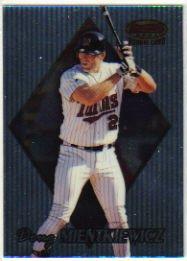 1999 Bowman's Best #156 Doug Mientkiewicz RC