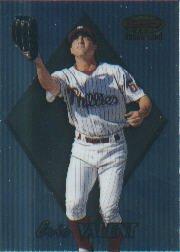 1999 Bowman's Best #177 Eric Valent RC