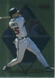 1999 Bowman's Best #72 Andruw Jones